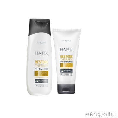 Product Review: Oriflame HairX Restore Therapy Shampoo & Conditioner   Expressing Life
